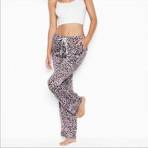 Victoria's Secret Satin Pajama Bottoms NWT